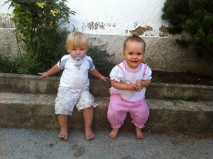 Julian und Mia