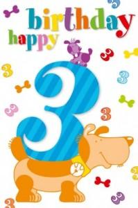 3.Geburtstag